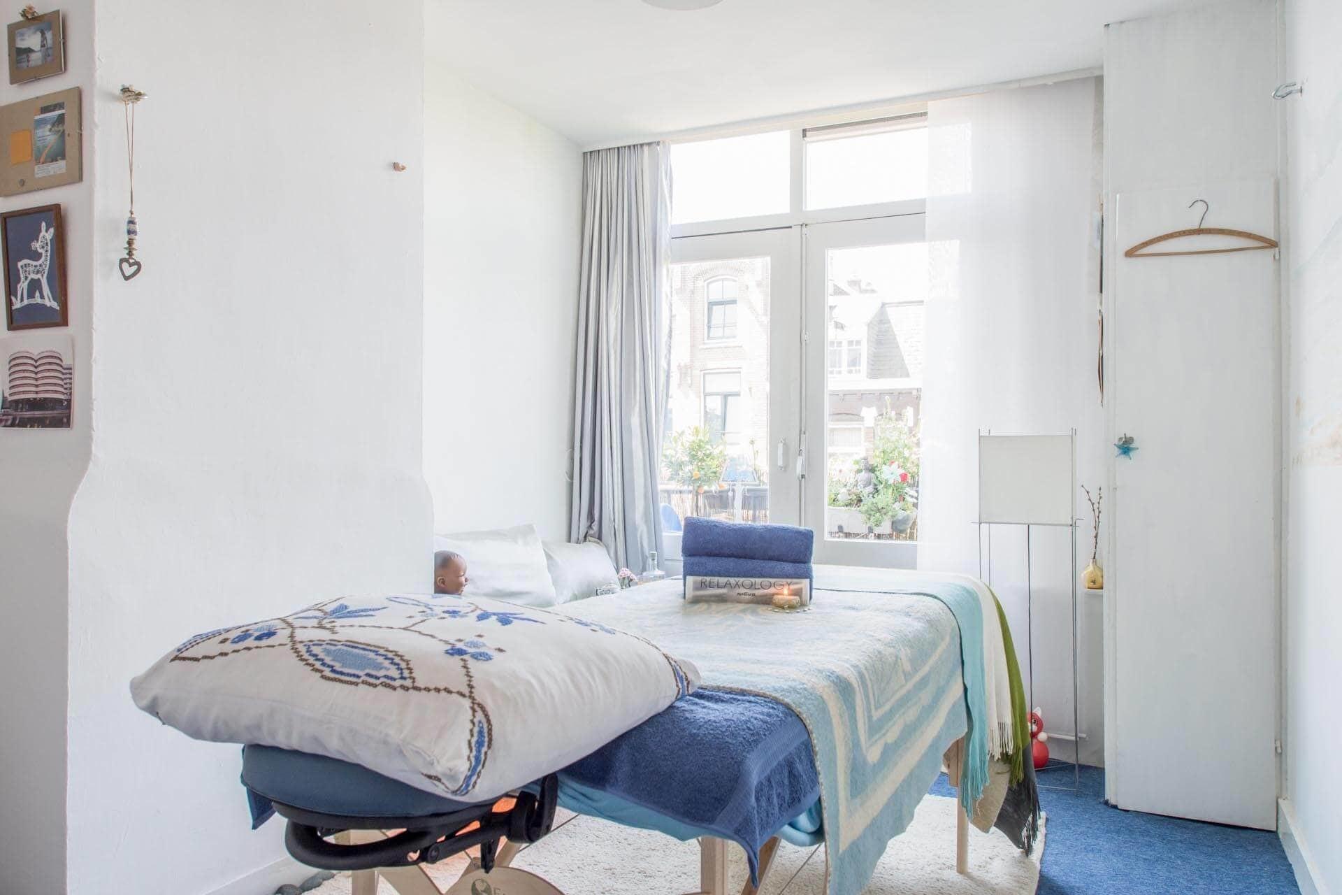 Boek dan nu een hoofdmassage bij La Saskia Massage in Amsterdam-West.