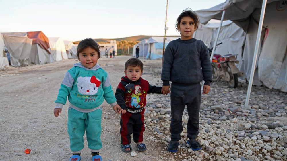 Kleding inzamelen voor vluchtelingen
